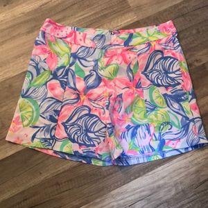 Lily Pulitzer Floral shorts